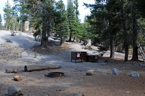 Devils Postpile Campground, CA