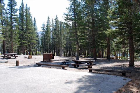 Lake Mary Campground, Mammoth Lakes, CA