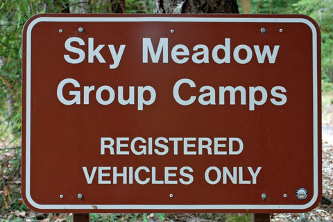 Sky Meadow Group Campground - Big Basin Redwoods State Park