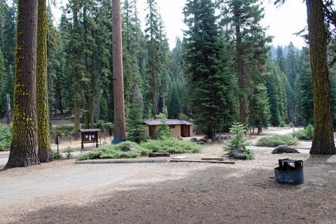 Dorst Creek Campground - Sequoia National Park