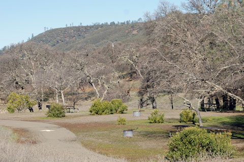 Putah Canyon Campground, Lake Berryessa, CA