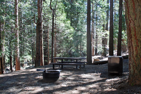 dinkey creek campground