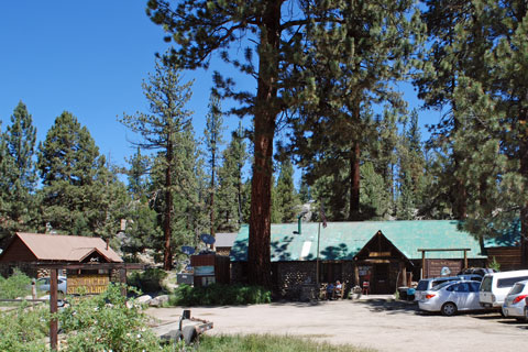 Mono Hot Springs >> Mono Hot Springs Campground Sierra National Forest