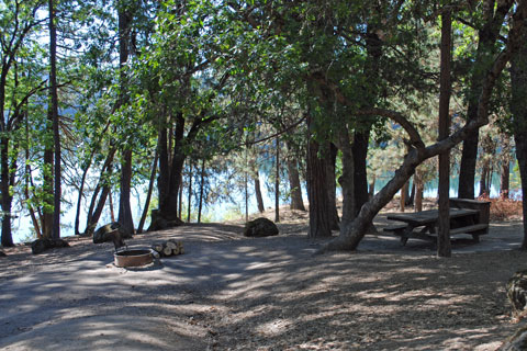 Northshore Campground at Lake Britton