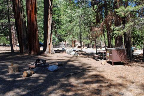 Sheep Creek Campground - Cedar Grove, Kings Canyon National Park