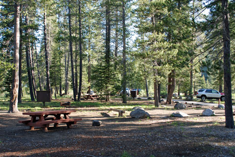 Silver Creek Campground on the Truckee River on lane county oregon map, camp richardson lake tahoe, camp richardson bike trail map, camp richardson rv map, richard camp camp map, lake tahoe map,