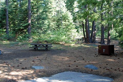 William Kent Campground Lake Tahoe