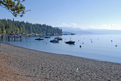 William Kent Campground - Lake Tahoe