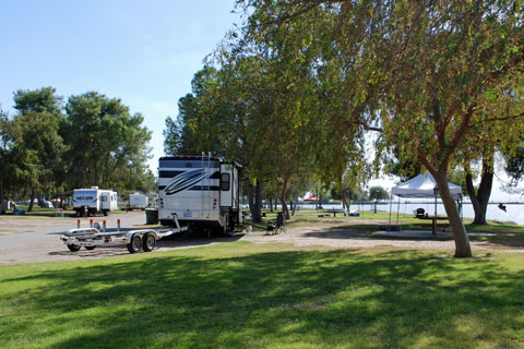 Buena Vista Campground Kern County
