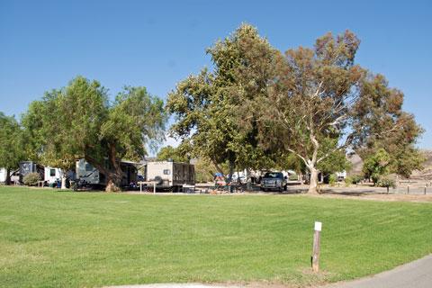 Lake Skinner Campground