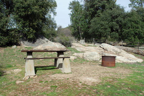 Green Valley Campground - Cuyamaca Rancho State Park