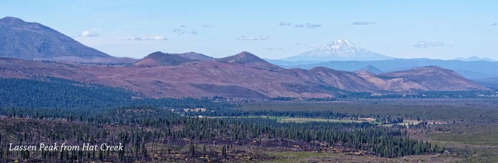 Hat Creek Campground Lassen National Forestt