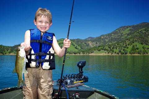 Cachuma lake campgrounds for Cachuma lake fishing
