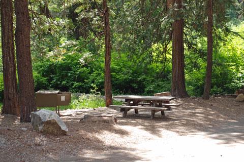 Plumas-Eureka State Park Campground
