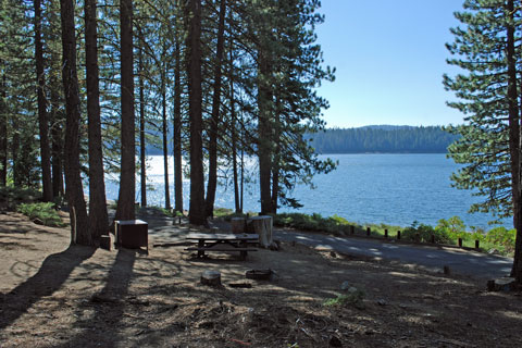 Sundew Campground Plumas National Forest