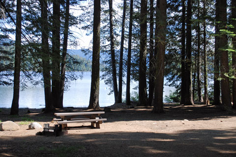 Billy Creek Campgrounds Huntington Lake