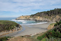 Sonoma coast,  Northern California campgrounds