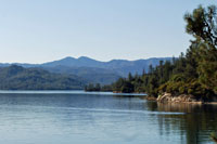 Whiskeytown Lake,  Northern California campgrounds