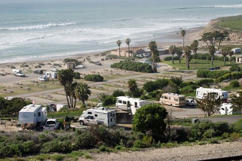 Jalama Beach Campground