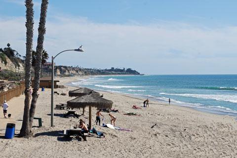 Calafia Beach San Clemente Ca
