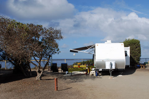 South Carlsbad Beach Campground