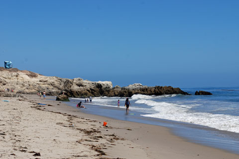 North Beach At Leo Carrillo State Park Malibu Ca