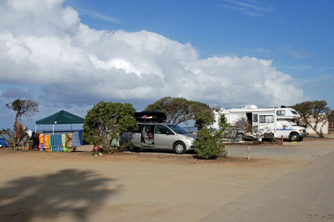 San Elijo Beach Campground Go