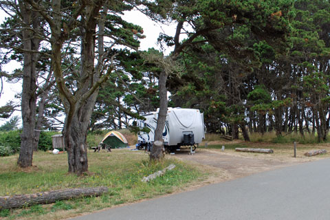 Mackerricher State Park Campground