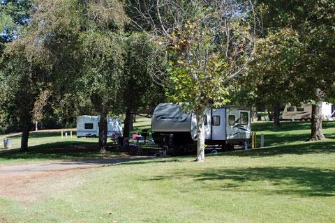 Yucaipa Regional Park Campground