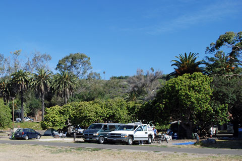 Refugio Also Has Group Campsites And Hike Bike Sites State Beach